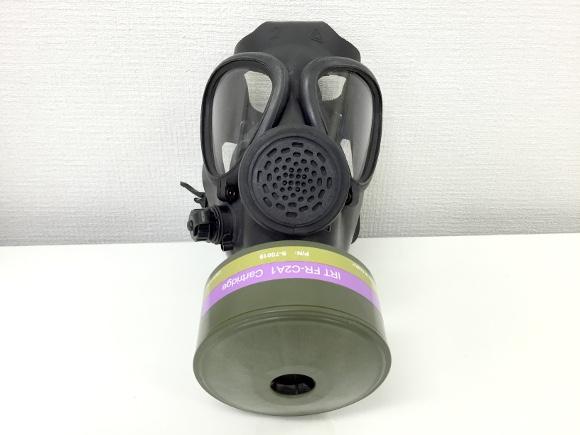 【検証】軍事用ガスマスクはどんなニオイも防いでくれるのか? 試してみたらこうなった