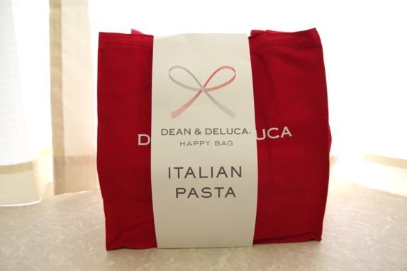 【2016年福袋特集】『DEAN & DELUCA(ディーンアンドデルーカ)』の福袋「HAPPY BAG  イタリアンパスタ 2016」(5400円)は今年もイタリア全開!
