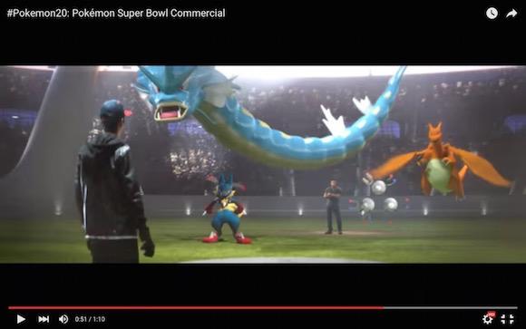 【動画あり】ポケモン新作の登場まで間もなく!? スーパーボウルを前に公開された映像に世界中が大興奮