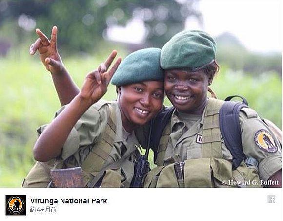 コンゴで「ゴリラを命がけで守る女性レンジャー」がカッコ良すぎる! 厳しい訓練に耐え抜いた男性顔負けの精悦達