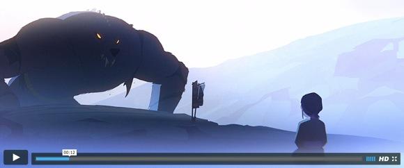【海外発】凛とした雰囲気にしびれる! 日本が舞台の歴史ファンタジーアニメ『AIKO』の世界が素敵