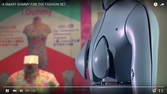 【動画あり】1000個以上もの部品で作られた「変形するマネキン」が史上最上級にカッコイイ!!