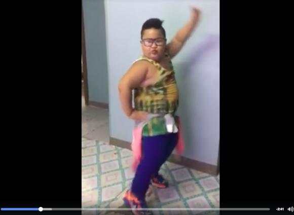 【きっと天才】ジャスティン・ビーバーの曲に合わせて踊る7歳の少年のノリノリっぷりがハンパない! 動画の再生回数は5日で1400万回オーバー