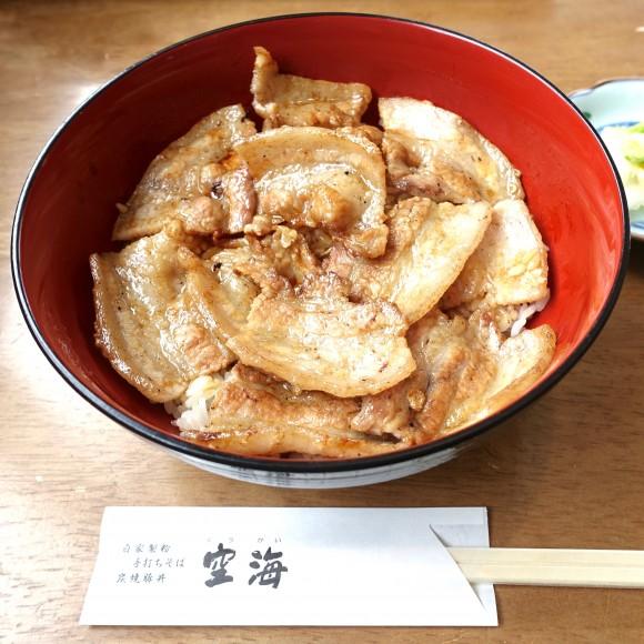 【豚丼の日】これがミシュラン掲載店の実力だ!  極上の豚丼が555円で食べられる店 / 北海道「空海」