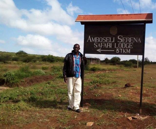 【マサイ通信】第6回:マサイ族がスマホで撮影した おしゃれマサイ族写真集