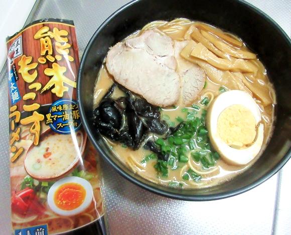Amazonラーメン部門1位の『熊本もっこすラーメン』が冗談抜きに店で出せるくらいウマい! 歴代インスタント麺の中でも最強クラスかも!?
