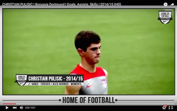 【衝撃サッカー動画】NEXT香川と呼ばれる新星「クリスティアン・プリシッチ」がどんな選手か一発でわかる動画がコレだ!!