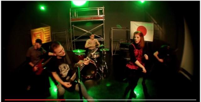 【辺境音楽マニア】セルビアのメタルコアバンドの曲 『資生堂』の日本語歌詞がかなりムチャクチャ!