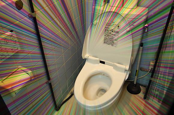 """【トイレ革命】ダンサブルに """"脱糞する方法"""" がマジでカッコいい! うんこしながらナンパしたいレベル!!"""