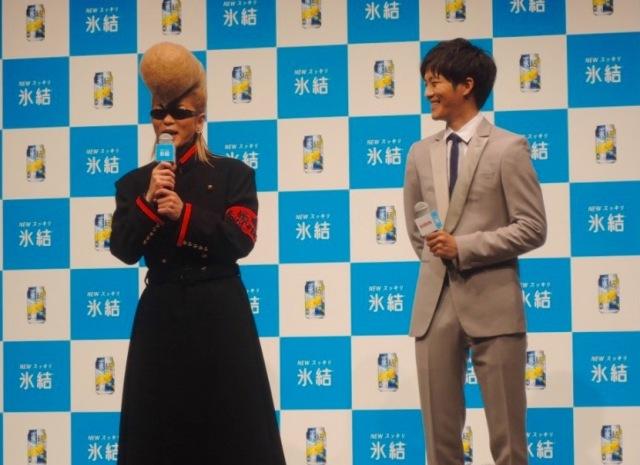 綾小路翔がリーゼントなしのすっぴん姿を披露! 氣志團メンバーには「怖い」と不評も松坂桃李は「美形」と大絶賛