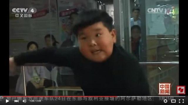 【衝撃ダンス動画】これはヤベェ! おデブ少年のキレッキレダンスが魂をゆさぶる中毒性 / 見ると元気が出るので100回くらいは見た