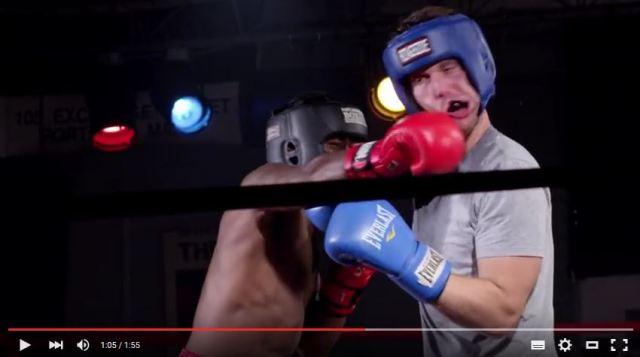 【ザ・チャレンジ】自分の恐怖心に打ち勝つため「フツーの男がプロボクサーのパンチを食らったら」こうなった!