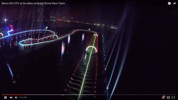 【動画】ドバイで開催された「ドローンレース」が美しすぎる件 / 完全に『F-ZERO(エフゼロ)』の世界