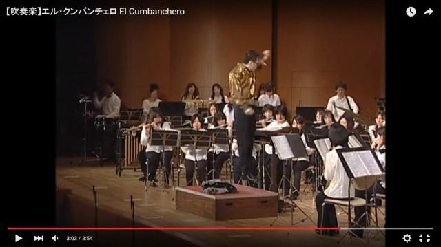 【天才現る】キレッキレで踊りまくる指揮者に釘づけ必至の3分半! ブラスバンド界のラッキー池田が発掘される / ネットの声「演奏開始10秒で吹く」