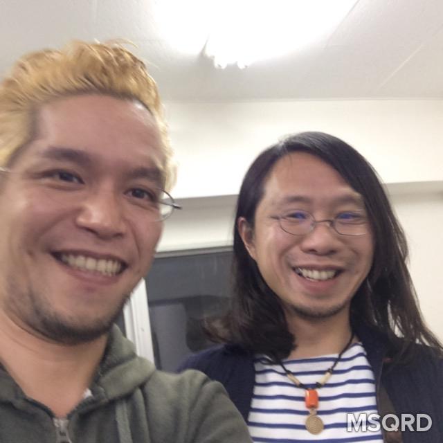 【アプリ】友達と顔を入れ替えることができる「MSQRD」が面白い! 今後人気が出る予感