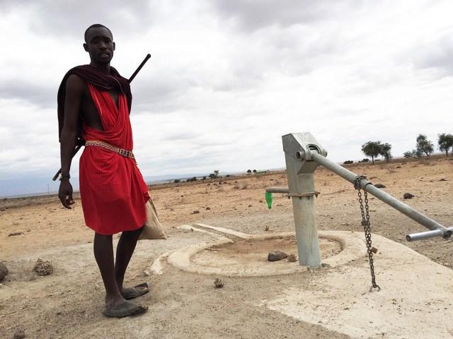 【マサイ通信】第13回:マサイの村の水事情