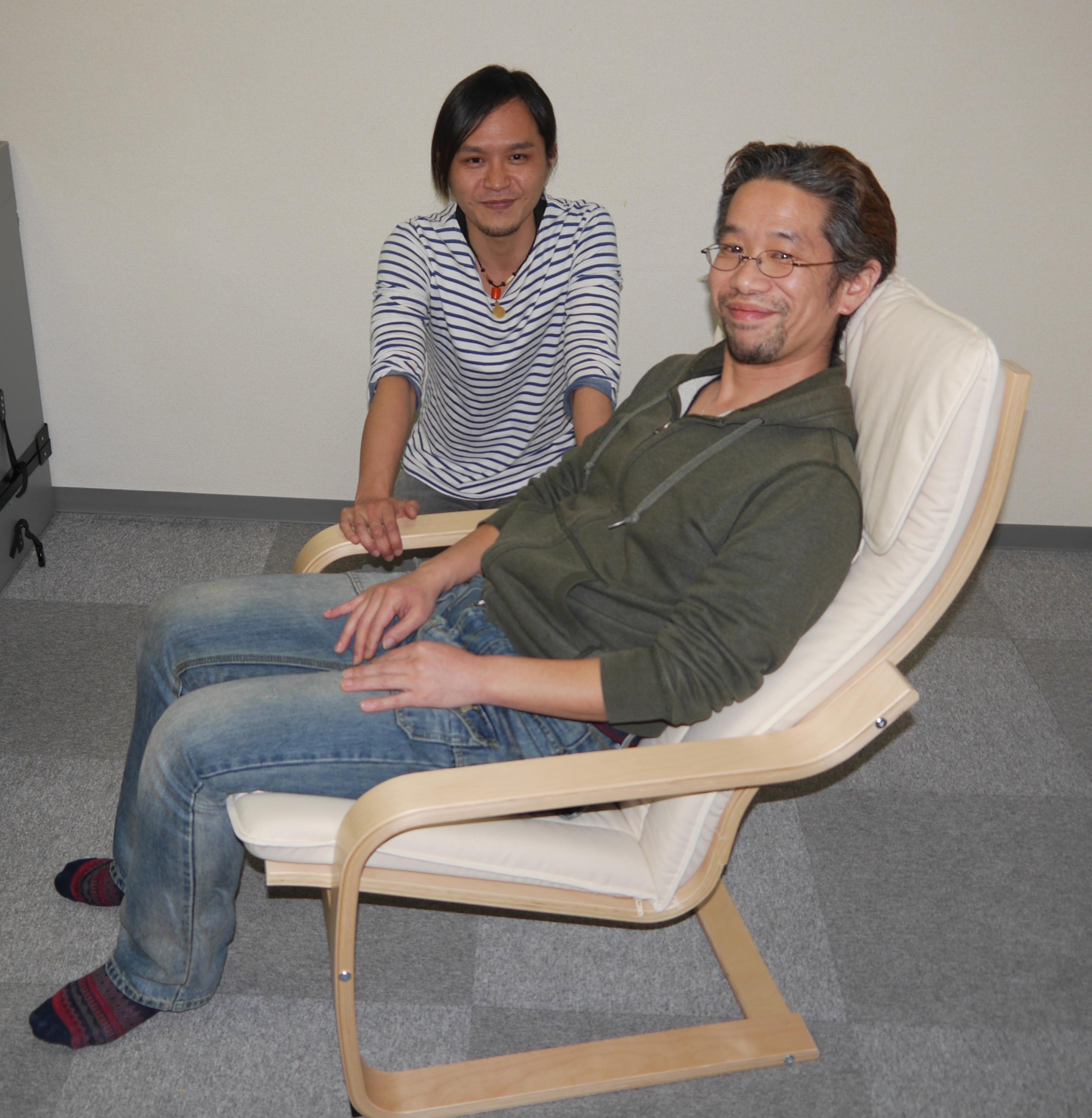 オードリー 椅子 ikea