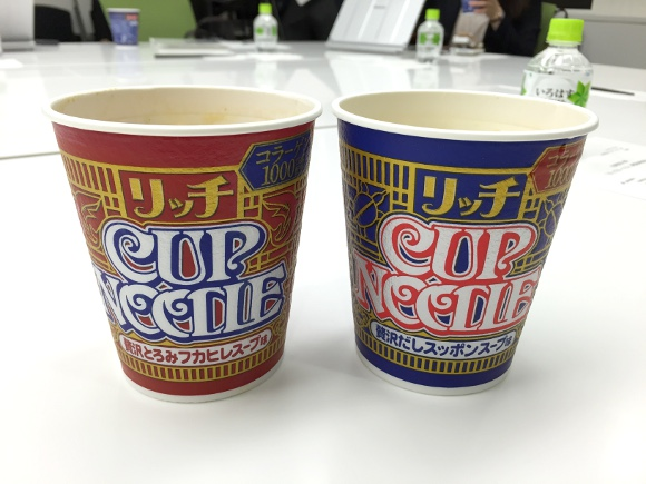 【プレミアム】史上最高級『カップヌードル リッチ』を一足先に食べてみた!