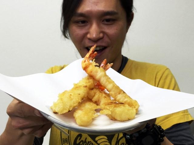 【豆知識】しなしな天ぷらはフライパン焼きでカリカリ復活