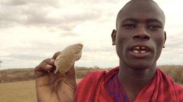 【マサイ通信】第11回:これが「マサイバイアグラ」だ! 産地はキリマンジャロで効果は12時間持続