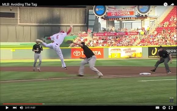 【衝撃野球動画】まるで忍者! MLBで本当にあった神走塁15連発