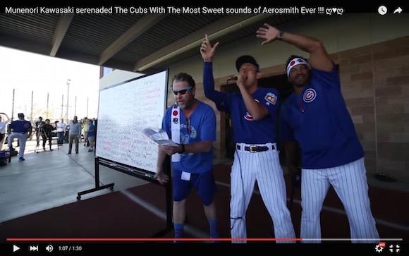 【動画あり】川崎ムネリンがカラオケ熱唱! エアロスミスの名曲でチームメートを一致団結させる