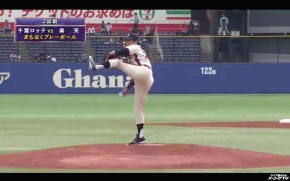 【衝撃野球動画】66歳の村田兆治さんが始球式で131キロの速球をノーバンで投げる / ネットの声「変態だな」「おじいちゃん化け物すぎィ!」