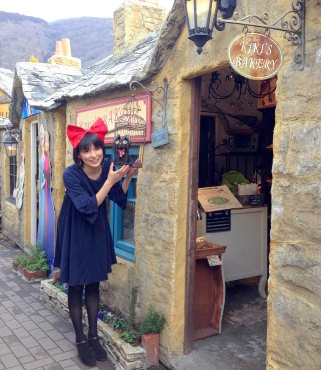 【大分県】魔女宅の世界観100%の『キキズベーカリー』に行ってみた! オススメはバタークロワッサンだよ!!