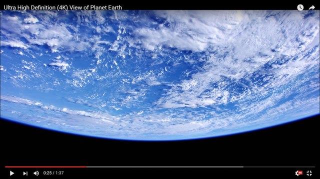 【全画面推奨】これ以上の絶景があるか! NASAが宇宙からとらえた地球の4K映像が震えるほど美しい