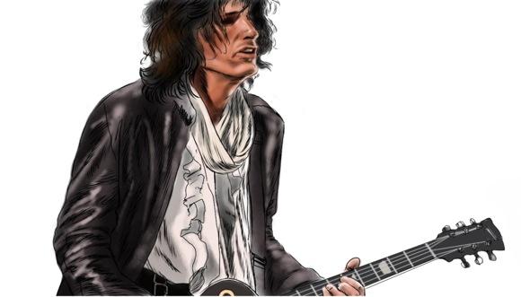 【本人降臨】『エアロスミス』のギタリスト、ジョー・ペリーがネット上で質問を受付け! Q&A 30選がこれだ!!