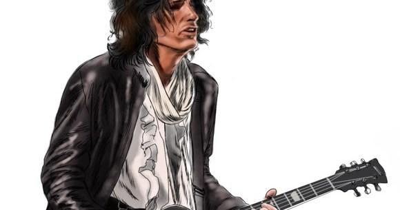本人降臨】『エアロスミス』のギタリスト、ジョー・ペリーがネット上で ...