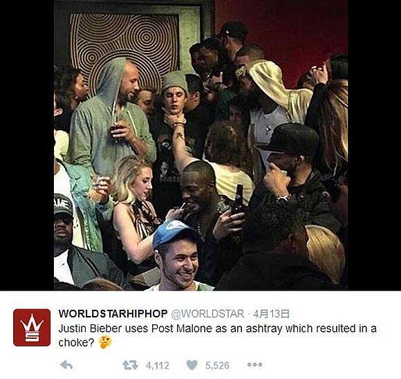 ジャスティン・ビーバーが首を絞められている写真が「ルネッサンス絵画みたい!」とネット上でオモチャにされまくっている件