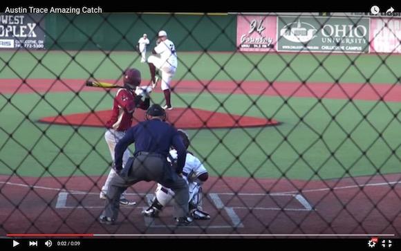 【衝撃野球動画】驚異の反射神経! 強烈なピッチャー返しを「素手」で補球した投手がいた!!