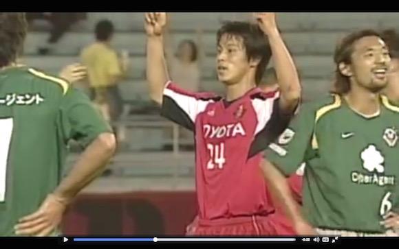 【動画あり】今日4月28日は本田圭佑がJリーグで初ゴールを決めた日