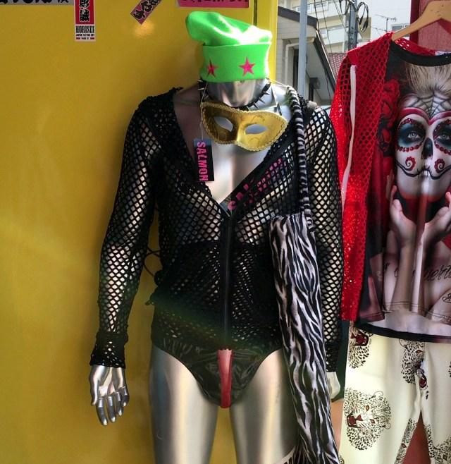 """【まさか】原宿の洋服屋で """"マネキンの服"""" 一式を買ったら事務所がパニックになったでござる!"""