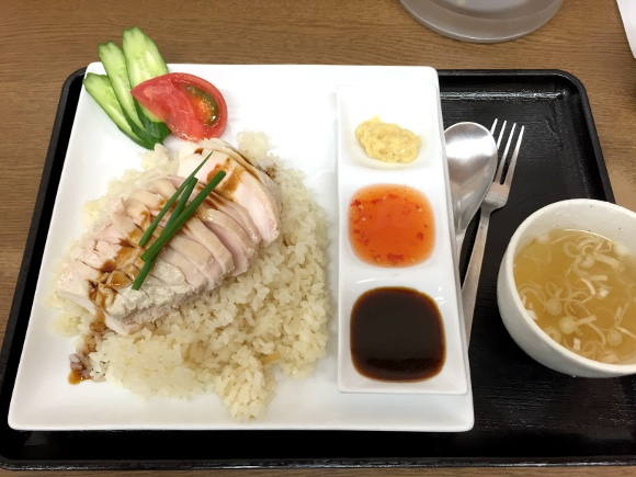 【築地メシ】サカナ食ってる場合じゃねえ! 鶏肉専門店「鳥めし鳥藤」の『シンガポールチキンライス』がマジ至高!!