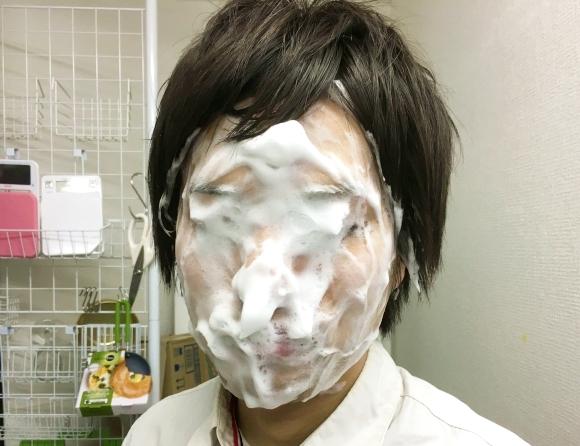 IKKOさんオススメ! 洗顔料用の泡立て器『awa hour(あわわ)』で作った泡が濃密すぎてスゲぇぇぇええ!! もはや生クリームで女子力の塊