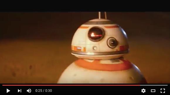 """もしもスターウォーズの """"BB-8"""" の声が Windows XP だったら……っていう動画がオモロい"""