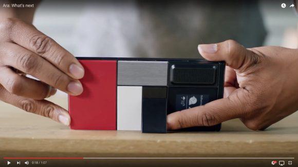 【動画】iPhoneを超えるヒット商品になるかも! Googleから「自分で組み立てられるスマホ」が発売決定!!