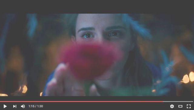 【期待】エマ・ワトソン主演の映画『美女と野獣』の映像がついにお披露目! あの音楽あの台詞が見事に甦っているぞ!!