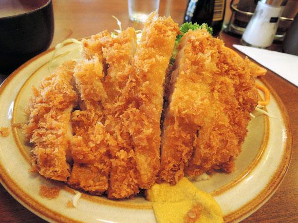 食通・池波正太郎が愛したトンカツが超絶品! 築地の老舗『かつ平』は人生で一度は食べるべき有名店