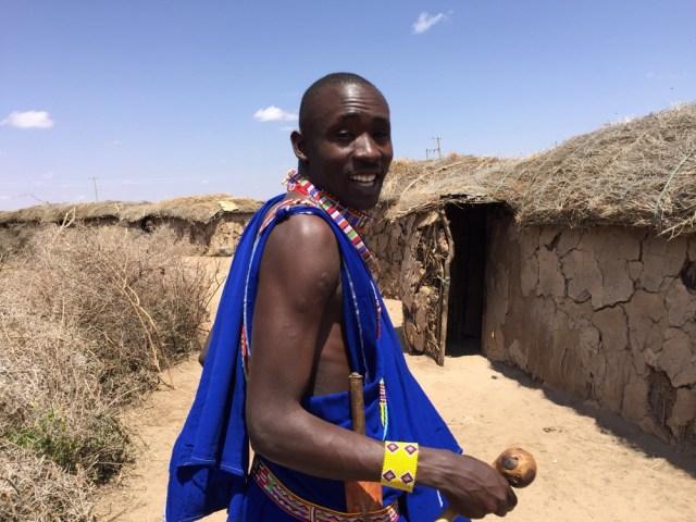 【マサイ通信】第19回:マサイ族の家のドアが小さいのには2つの深い意味がある