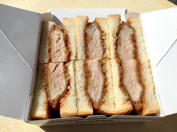 食べログサンドイッチ部門第4位! 群馬県高崎市の「かつサンド工房 PANTON」が衝撃的なウマさ!!