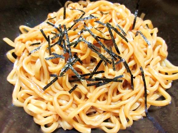 【簡単アレンジ】「ラ王 つけ麺」を油そばにする食べ方がTwitterで話題! めちゃウマだったのでラ王以外のつけ麺でもやってみた
