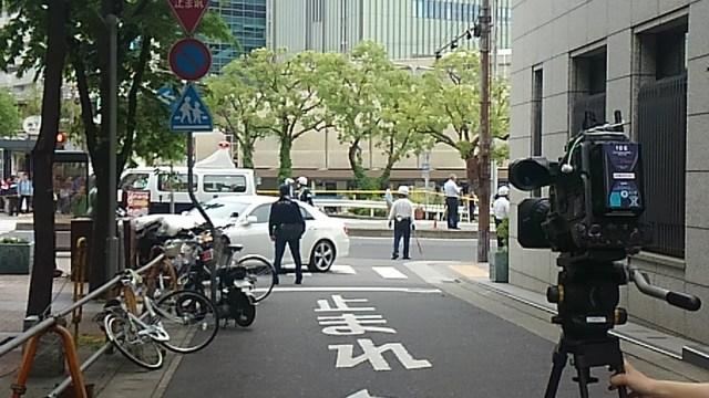 【現場レポ】神戸JR三ノ宮駅前で車が暴走、負傷者も多数