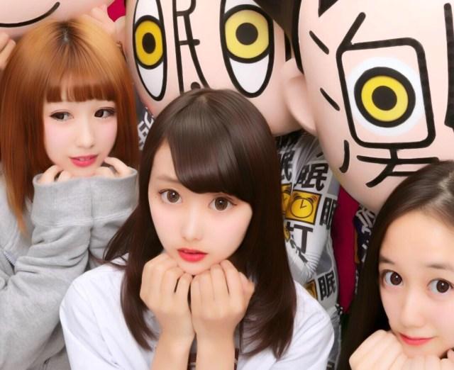 【検証】女子高生が原宿で「キモカワキャラ」を1万円でコーディネートした結果!