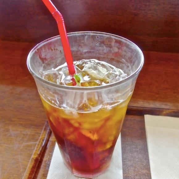 コーヒーとソーダが絶妙のバランス!『上島珈琲店』のシュワシュワ「冷珈ソーダ」は飲まず嫌いしたら損!!