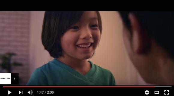 【感涙動画】こんなん泣いちゃうわ! 忙しいお父さん&少年を描いたワコール「父の日特別CM」に目頭熱くなる人続出!!