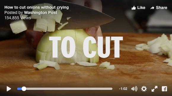 涙を流さずにタマネギを切る5つの方法「扇風機」から「冷凍庫」までベストな方法はどれ?