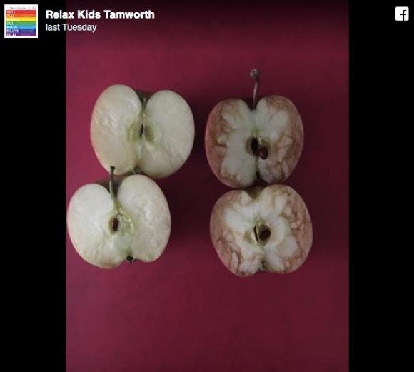"""""""意地悪な言葉がいかに人の心を傷つけるのか"""" を2つのリンゴで説明した「イジメのレッスン」が話題"""